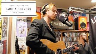 Jamie N Commons - Won't Let Go - Live On Lightning 100