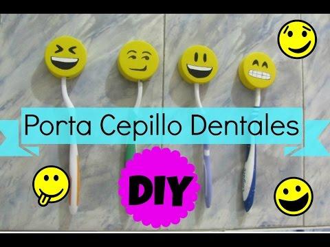 Porta cepillos dentales #Las3R | Marialis