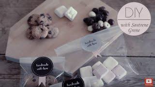 Homemade Hostess Gift By Søstrene Grene - Diy