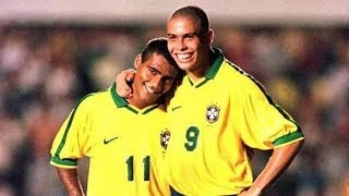 Ronaldo and Romario First Match Together ● The Ro-Ro Duo Begins ●