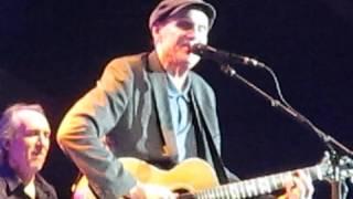 James Taylor - Everyday- Fenway Park - Boston, MA - 8.3.16
