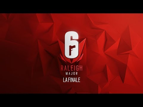 Rainbow Six Siege Major - Raleigh - La Finale