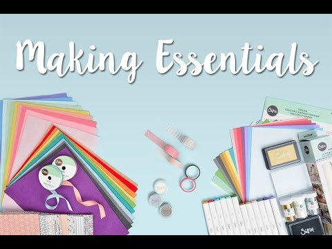 Sizzix Making Essentials