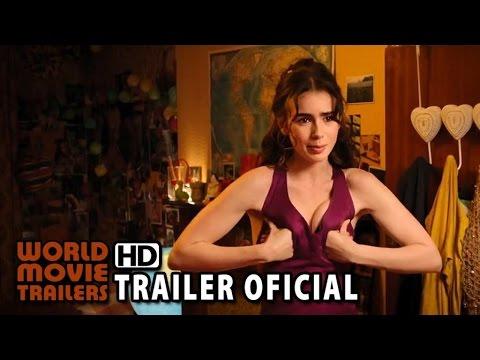 Simplesmente Acontece Trailer Oficial Dublado (2015) - Lily Collins, Sam Claflin HD
