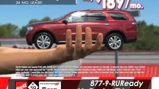 Szott M59 Chrysler Jeep Dodge Ram Ford Toyota Detroit