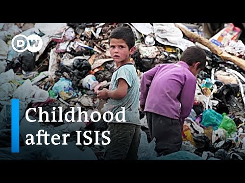 After ISIS terror, children are left without options | DW Feature