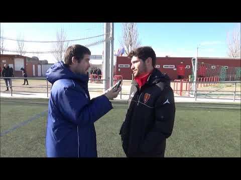 Declaraciones de Nacho Forcén, Entrenador del San Juan, tras el San Juan 1-0 Barbastro