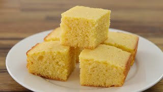 Cornbread Recipe | How To Make Cornbread