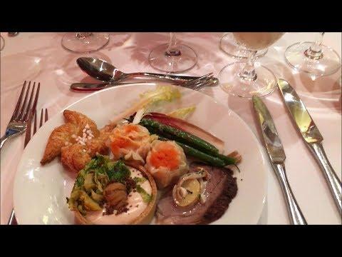 $185 Ritz-Carlton Sunday Brunch Buffet