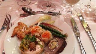 $185 Ritz-Carlton Sunday Brunch Buffet - Video Youtube