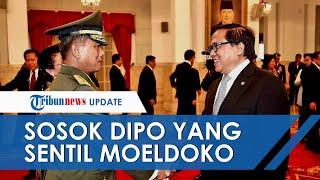 Sosok Dipo Alam, Seskab Era SBY Sentil Moeldoko yang Jadi Panglima TNI Era SBY: 'Tergoda Kekuasaan?'