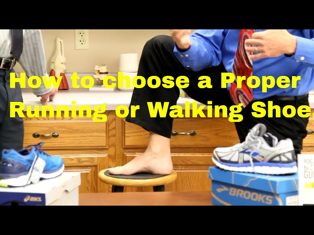 How To Choose Proper Running Or Walking Shoes Best Information