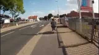 preview picture of video '1. VeloSoleX Ausfahrt in Göttingen am 21.07.2013 - 24'