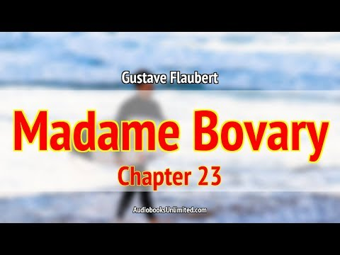 Madame Bovary Audiobook Chapter 23 with subtitles