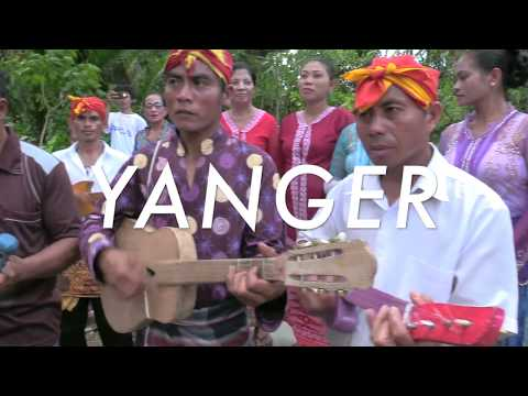 In a remote village in Indonesia, they use homemade instruments to make the happiest music I've ever heard