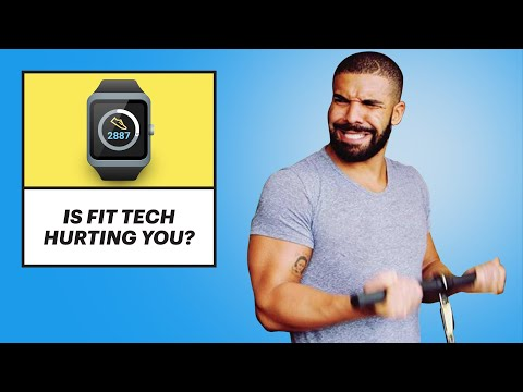 Is Your Fitness Tracker Hurting You? | Get A Grip With Randall Otis | Men's Health