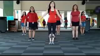 Gambar cover LAGI SYANTIK - SITI BADRIAH (Line Dance) Koreo TYA PAW