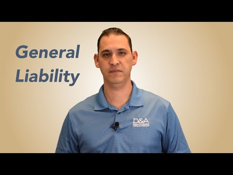 , title : 'A Better Understanding Of General Liability In 10 Minutes