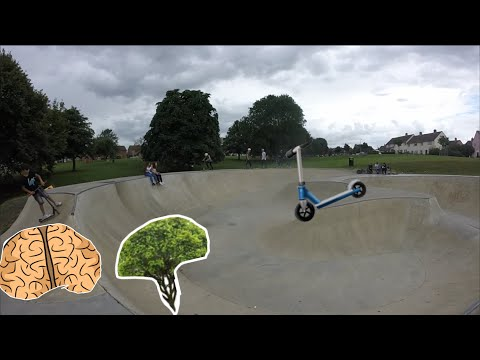 Day at Braintree Skatepark