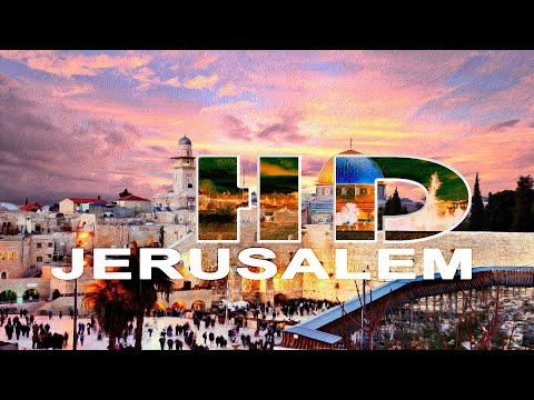JERUSALEM - WALKING TOUR