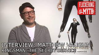 Matthew Vaughn talks Kingsman: The Secret Service
