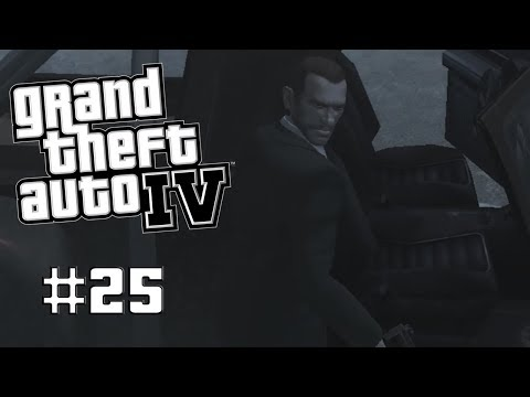 JE NORMÁLNY TENTO? | Grand Theft Auto 4 | Part 25 | SK Let's Play | George