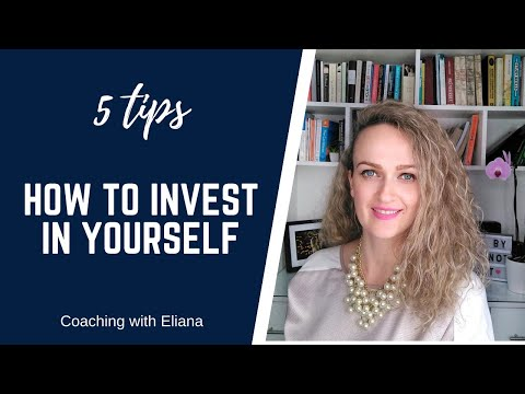 We're always heard as we've grown up from the adults in our lives or media the importance of investing money, or make property investment and even art. However, we've almost never heard that we need to invest in ourselves as the return is not only immedia