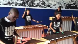 Maru-A-Pula Marimba Band @ RCS (2)