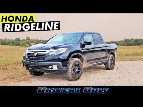 Honda Ridgeline - The BEST Daily Driver Midsize Truck