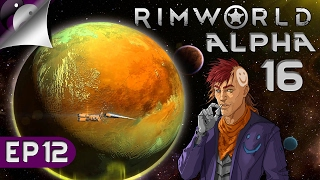 Let's Play Rimworld Alpha 16 Episode 12 - Big Prison Break & We're Out Of Steak! - Rimworkd Gameplay