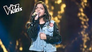 Camicajiao Canta Creo En Ti - Audiciones A Ciegas | La Voz Kids Colombia 2018
