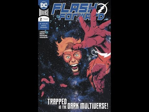 Flash Forward #2 trapped in the dark multiverse review