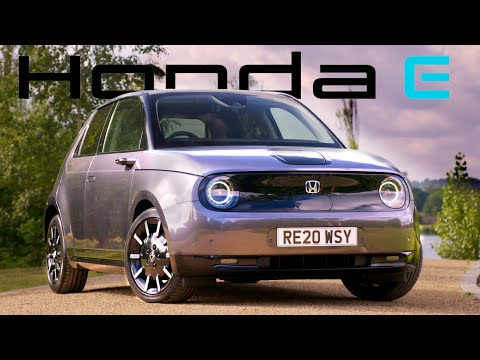 Honda E: In-Depth, Electric Car Road Review | Carfection 4K