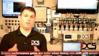 The ECM Lab: DCS DDEC Triple play programs and on the fly timing control