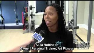 preview picture of video 'Virtual Fitness Training via Skype from Wilmington DE 302-416-5932'