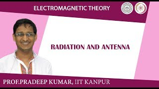 Radiation and Antenna
