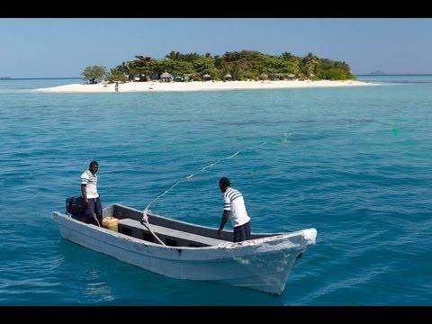 Fiji vacation, Mystery Island, Captain Cook cruise