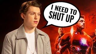 MASSIVE Avengers: Endgame SPOILER Revealed By Tom Holland Spider-Man