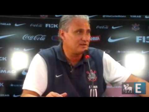 Tite vai esperar até final do ano para definir renovação com Corinthians