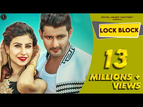 ✓ LOCK Ya BLOCK | Vijay Varma, Frishta Sana | Latest Haryanvi Songs Haryanavi 2019 | Dj Songs