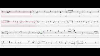 Aventura OBSESSION Bass tabs