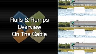 #10 Boat Wakeboard Intermediate – Rails & ramps overview