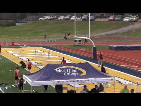 #CCCTrack 4x400 Relay March 4th