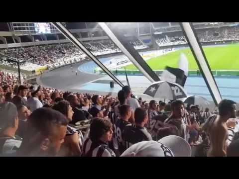 """""""BOTAFOGO 3 x 0 Atlético Mineiro - Copa Do Brasil - A Barra Do Glorioso"""" Barra: Loucos pelo Botafogo • Club: Botafogo"""