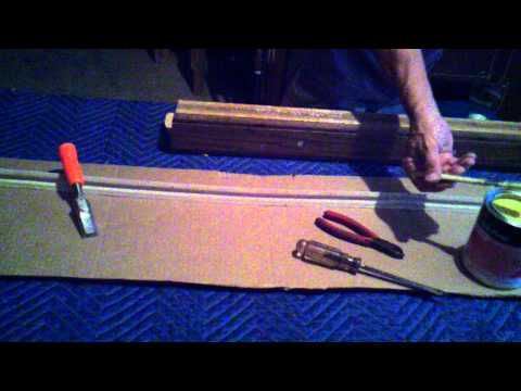 Pool Table - Replacing Rail Cushion Rubber Bumper - Part 2 Mp3