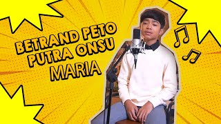 Download lagu Betrand Peto Putra Onsu Maria Mp3