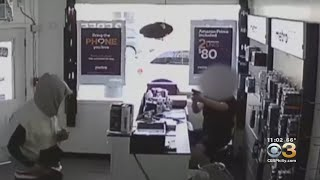 Would-Be Robber Shot, Killed By MetroPCS Employee, Police Say