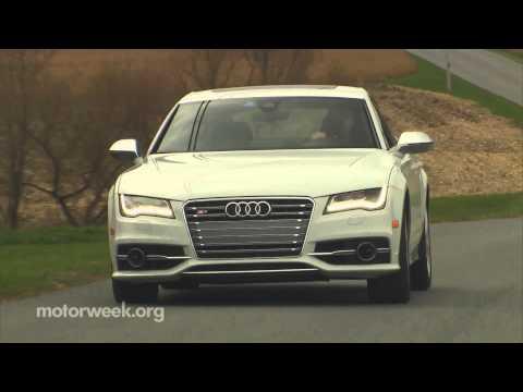 Road Test: 2013 Audi S7