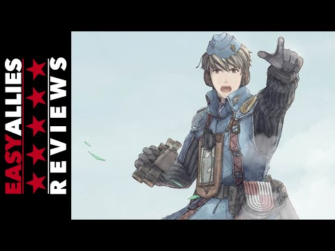 Valkyria Chronicles Remastered - Easy Allies Review - YouTube video thumbnail