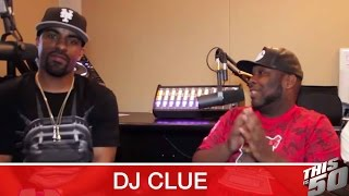 DJ Clue on BIG & Puff Trying To Find Him; Discovering Fabolous; Industry Afraid of 50 Cent; Jay-Z